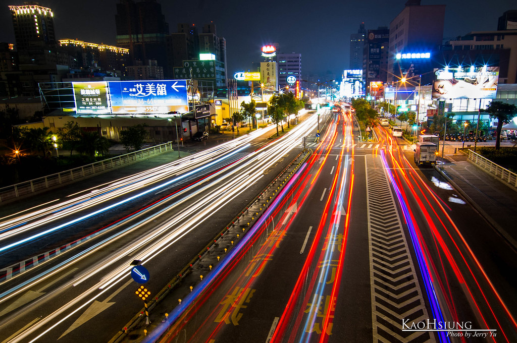 夜高雄‧+ Kaohsiung +