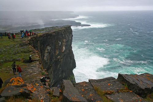 Aran Islands, Inis Mór, Dún Aonghasa