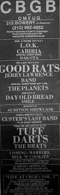 CBGB 10-06-76
