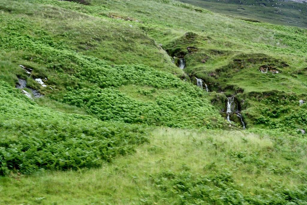 Higlands waterfalls