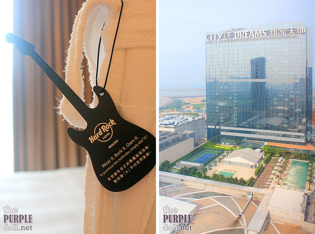 Hard Rock Hotel in City of Dreams Macau