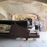 Recovered Cannon