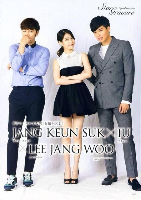 [Pics] Jang Keun Suk with IU and Lee Jang Woo 14595939670_b8f02c3a92_z