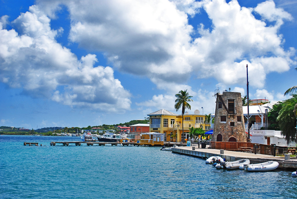 Christiansted Bay