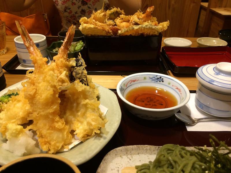 天ぷらパーリー