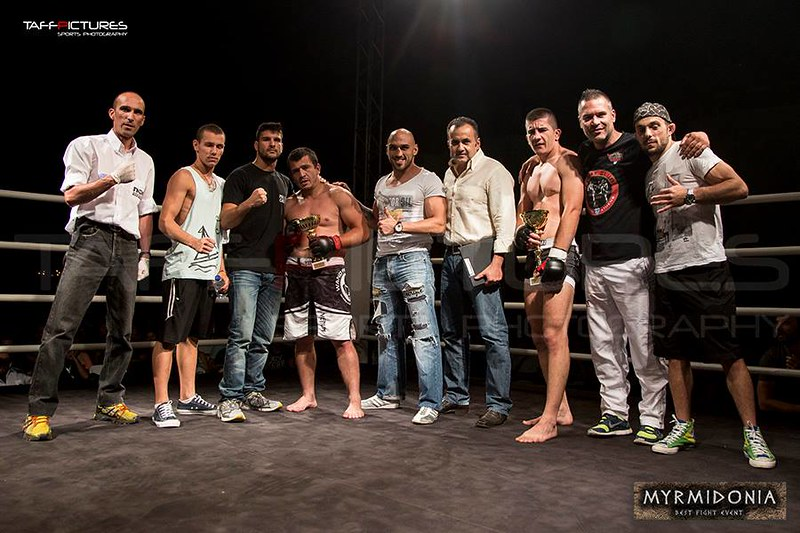 Best Fight Event Myrmidonia 2014