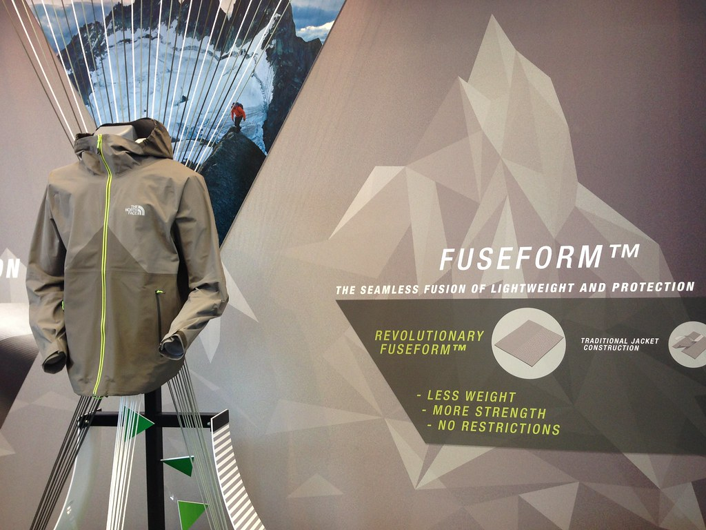 The North Face FuseForm™ Originator Jacket