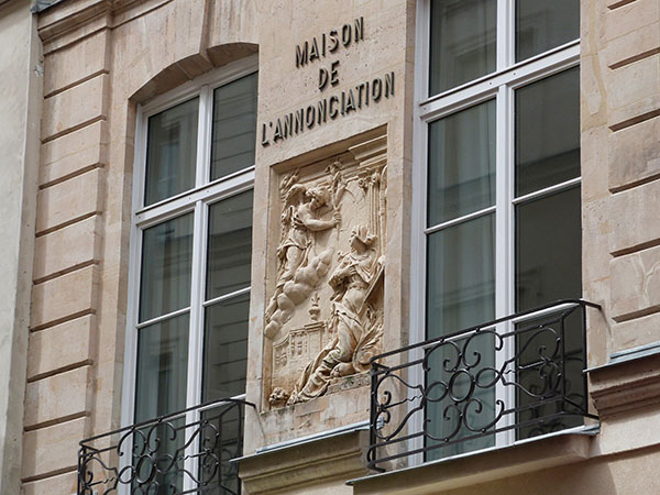 maison de l'annonciation