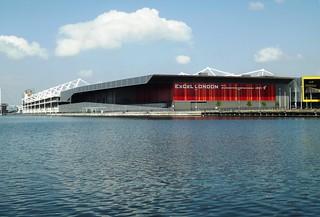 Excel London @ Royal Docks 25-07-14