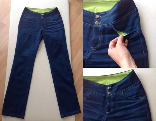 Jeans - Closeups