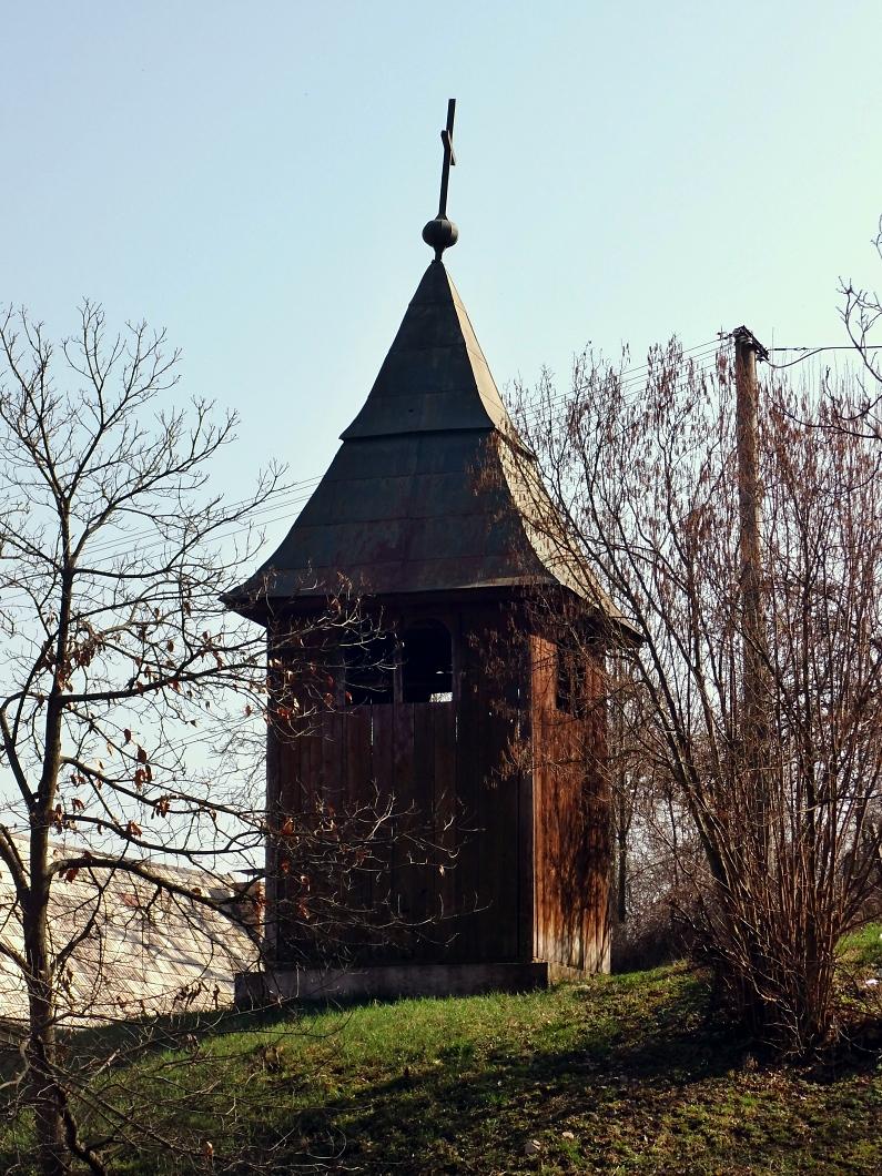Drevená zvonica