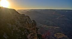 Grand Canyon Sunset Jul 2014