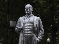 Ленин с Часовой (Индустар 61лд)
