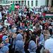 Demonstranten aus der ganzen Schweiz