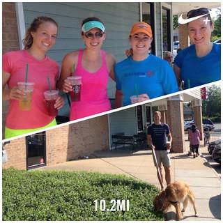 Running photos