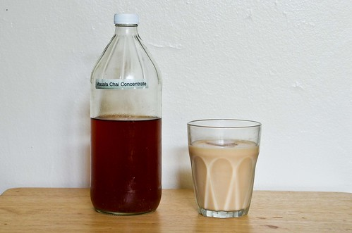 Rooibos Masala Chai Concentrate