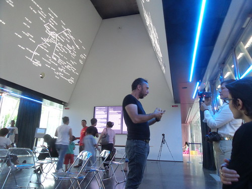 Intervistando Dies_ #expogate, #quantomais by Ylbert Durishti