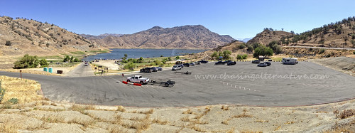 Lake Kaweah Panoramic View