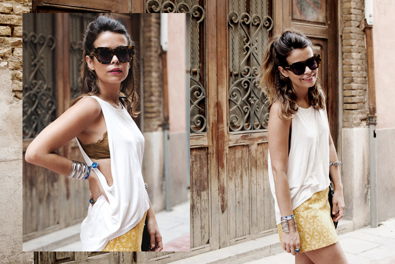 Yellow_Skirt-Silver_Wedges-Outfit-Street_Style-49