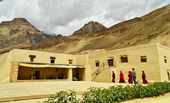 Tabo monestry, Spiti valley, Himachal pradesh, India