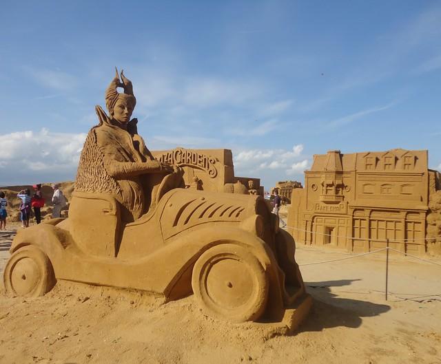 Sculpures sur sable Disney - News Touquet p.1 ! 14770219090_fa8656493a_z