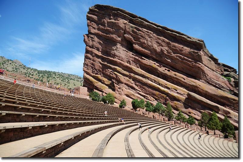 Terraces(seats)of Amphitheatre (2)