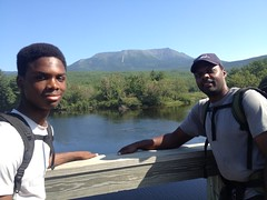 100 Mile Wilderness and Mt. Katahdin summit