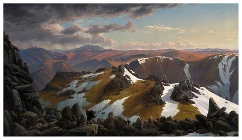 012-Monte Townsend 1863 - Eugen von Guerard- Google Art Project