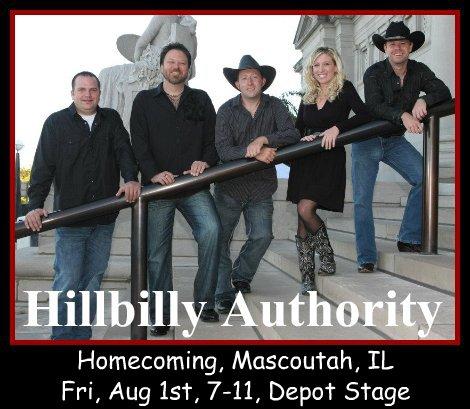 Hillbilly Authority 8-1-14