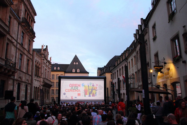 City Open Air Cinema