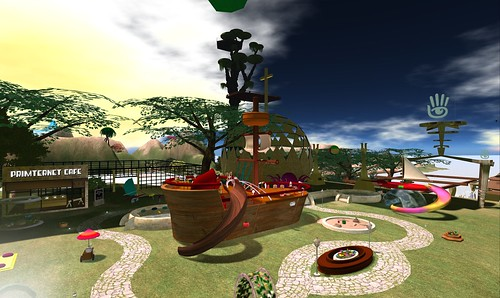 Da Boom Linden Playground