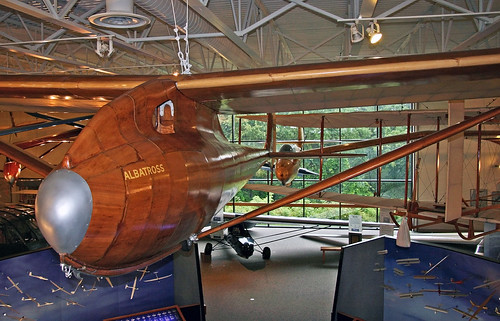 senior aircraft age glider sailplane bowlus noseview nationalsoaringmuseum ba102 aircraftvintage aircraftclassic aircraftpreserved aircraftantique ba1022 albatrossbowlus albatrossnc219ygolden