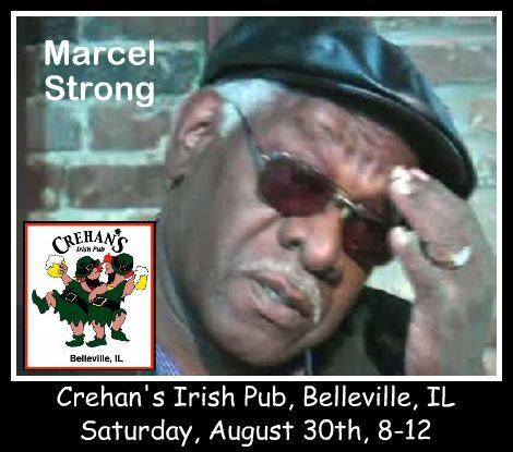 Marcel Strong 8-30-14