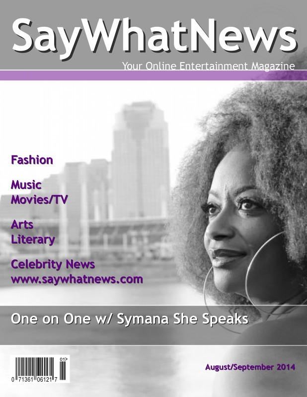 Symana She Speaks Interview