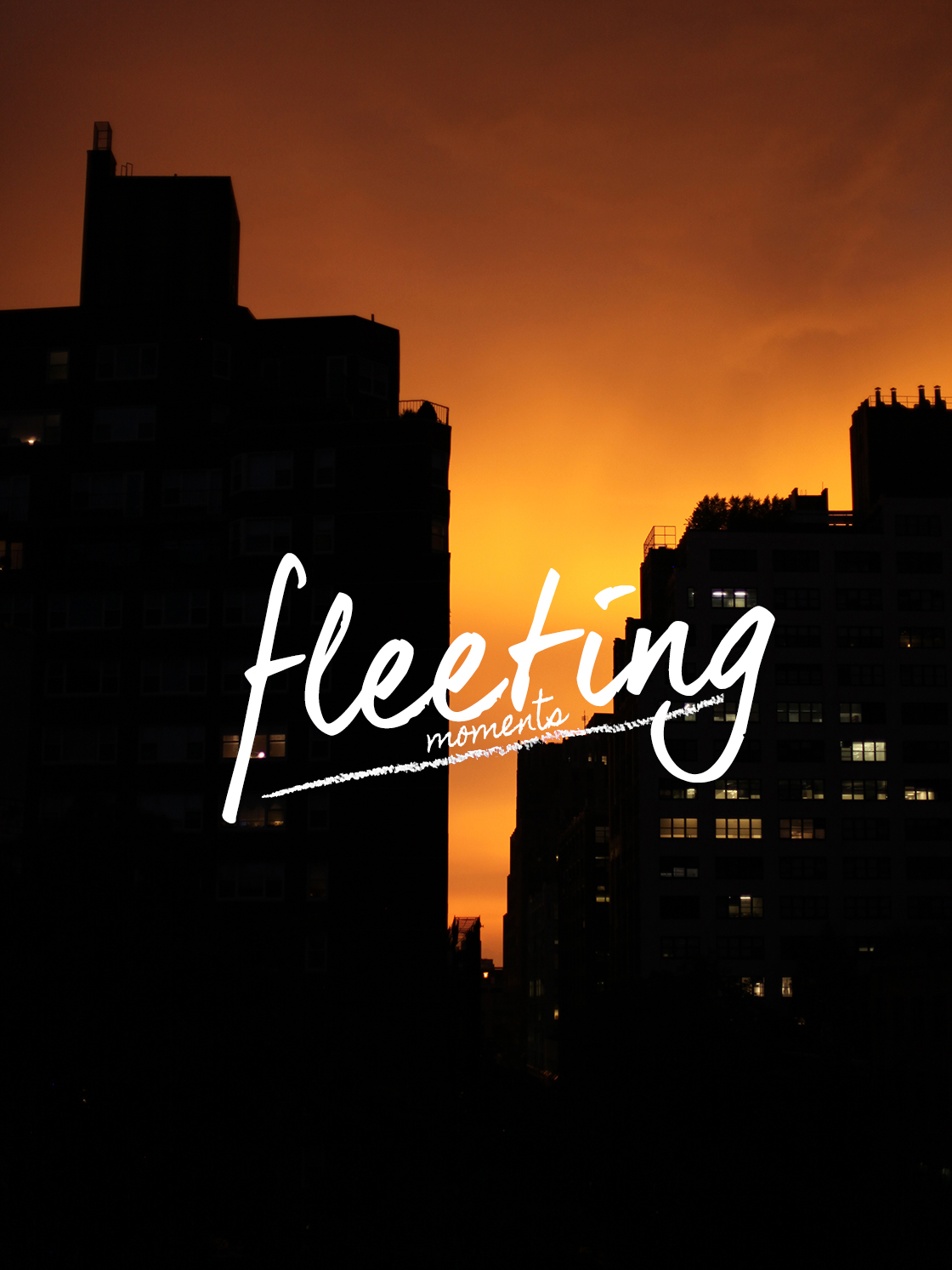 fleeting moments 1