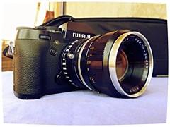 Mamiya Sekor FC 58mm 1.7 (Exa)