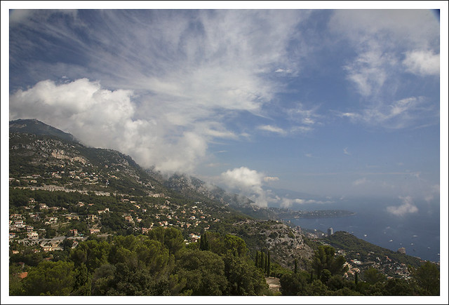 Alpes-Maritimes And The Sea