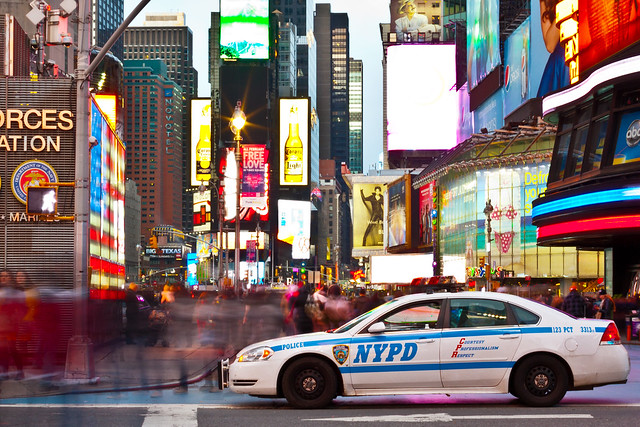 Nypd near times square flickr photo sharing for What to do around times square