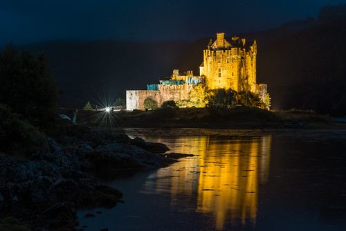 Eileen Donan Castle, Dornie, Scotland