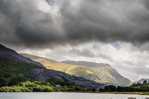 Llanberis Lake,  Snowdonia