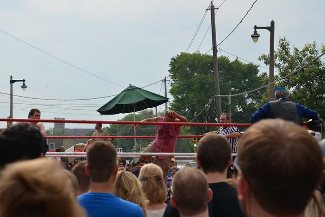 Milwaukee 2014 Brady Street Festival