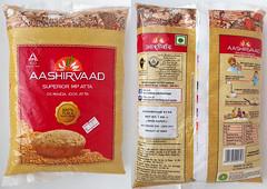 Chapati meel, Atta