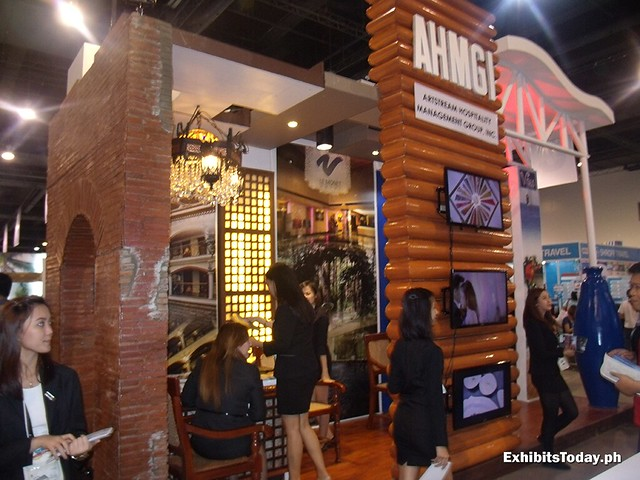 AHMGI Trade Show Display