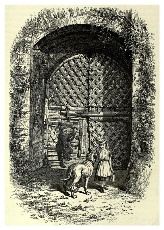 023-Puerta en el castillo de Chepstoww