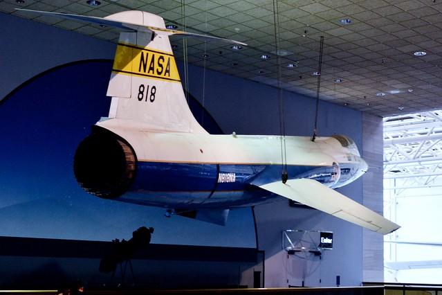 NASA F-104