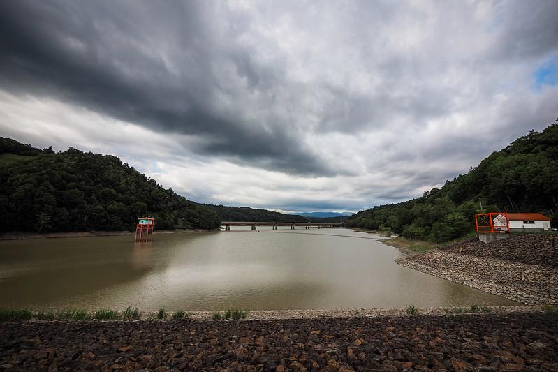 Hobetsu Dam, Hobetsu, Hokkaido, Japan