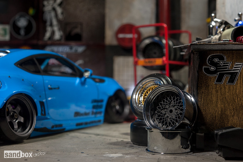 Addiction Rocket Bunny Version 2 Rc Drift 14983216777_4aa90808ae_c