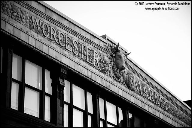 Worcester Market (1914)