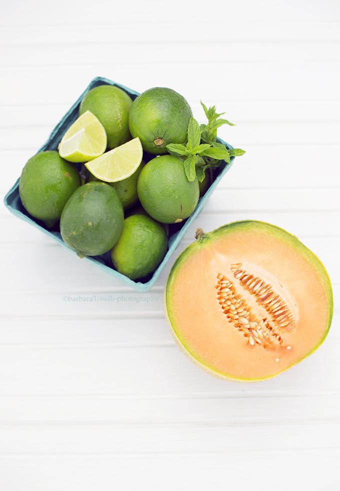 melone lime copia