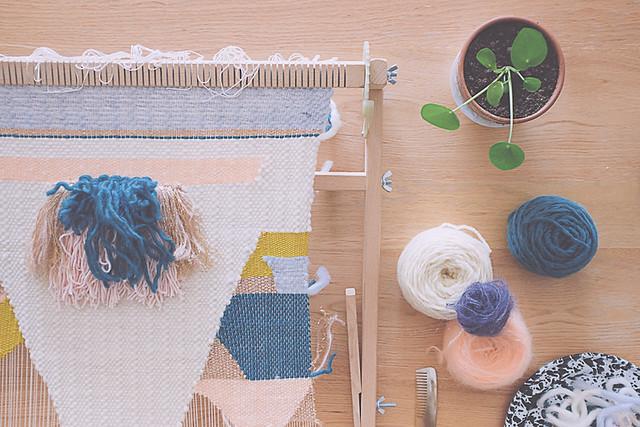 atelier tissage toulouse par morganours